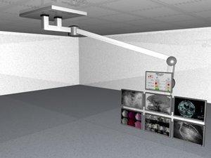 c4d medical monitors