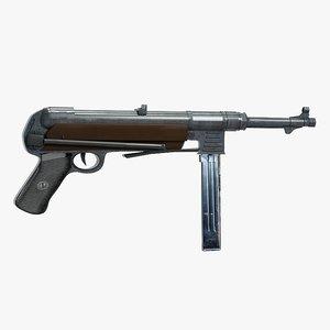 german mp40 pistol max