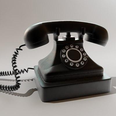 classic old phone max