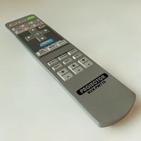 projector remote control 3d model