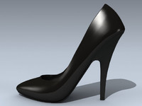 Shoe (High Heel Pump)