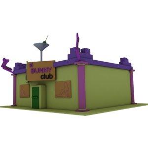 3d max strip club