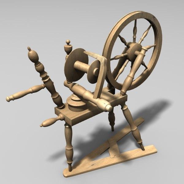 lightwave wheel spinning
