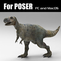 rex character poser pz3