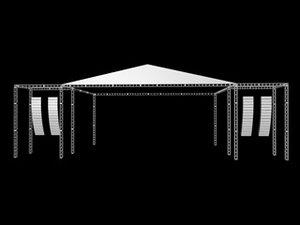 outdoor truss 3d model