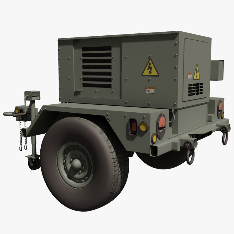 hmmwv towable military mobile max