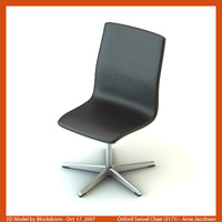 arne jacobsen swivel max