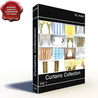 Curtains Collection Vol1