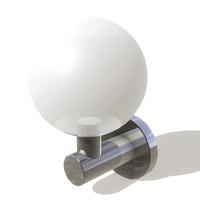 3d exterior lights model