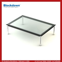 LC10-P Low Table 120x80