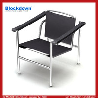 LC1 Sling Chair