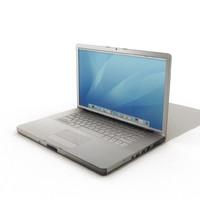 3d laptop computer