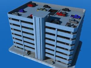 max parking garage