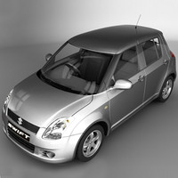 3ds max suzuki swift drive