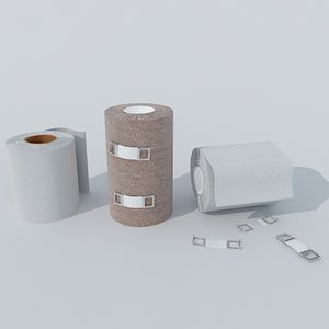 3ds max aid bandage