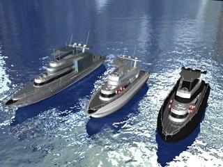deluxe cruisers 3d model