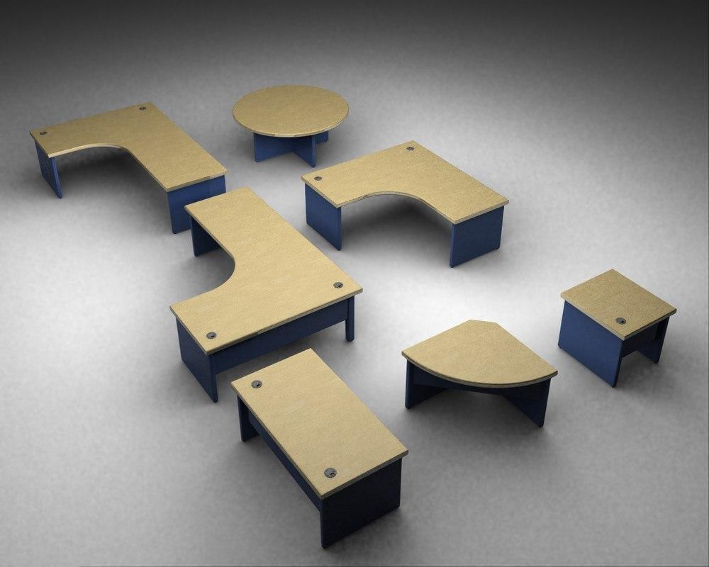 office furniture desks lwo