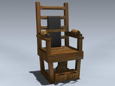 max electric chair
