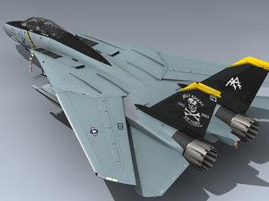 3ds max f-14b tomcat vf-103