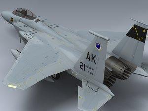maya f-15a eagle