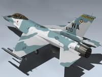 F-16C Fulcrum (Red 71)