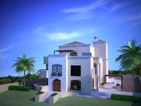 spanish villa max