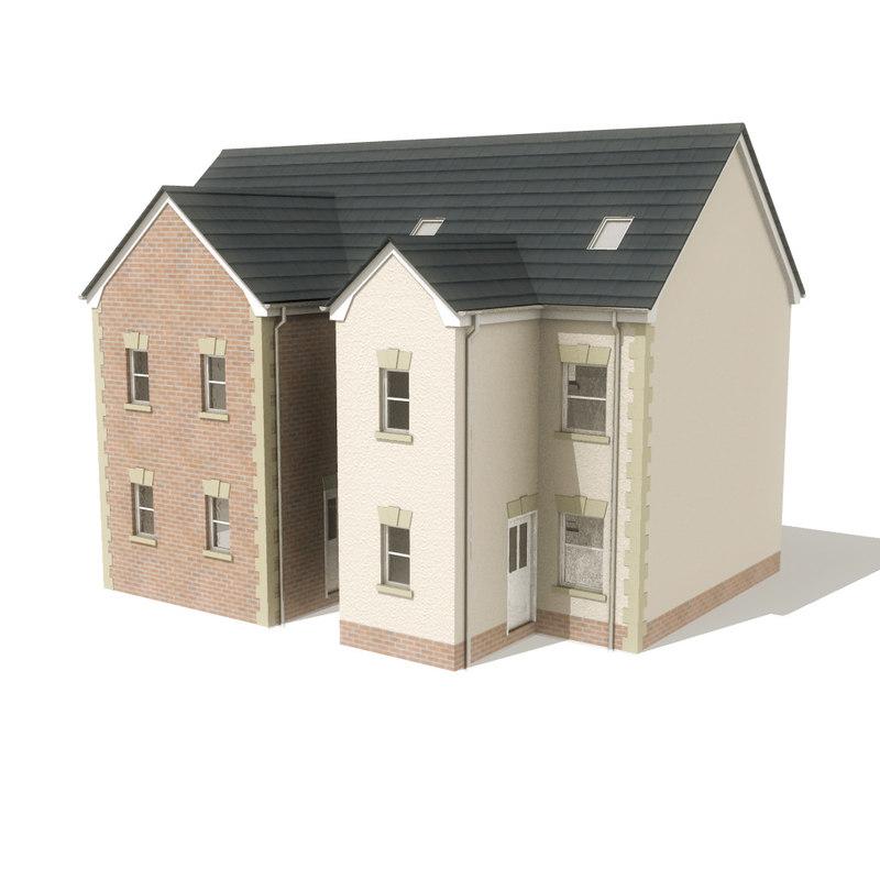 3d house11
