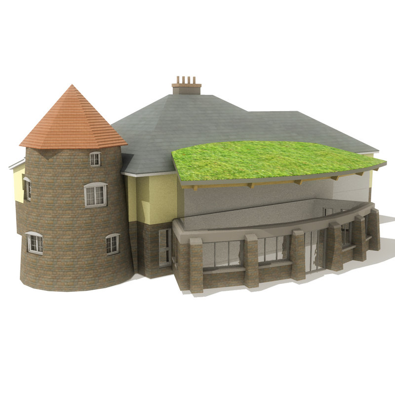 3d house15