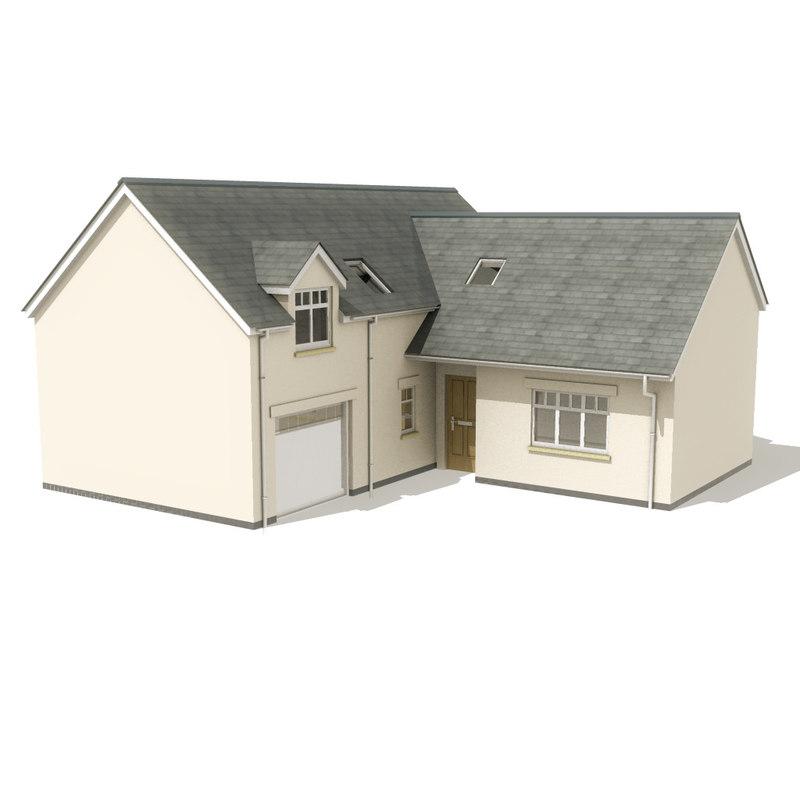 obj house