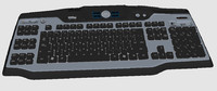 3ds max logitech g11 keyboard gaming