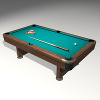 pool table max