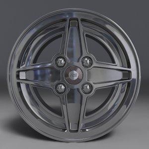 3d rs rim model