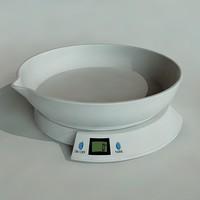 scale 3d model