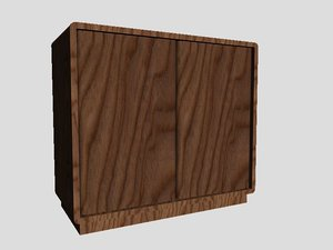 max floor vhs cabinet