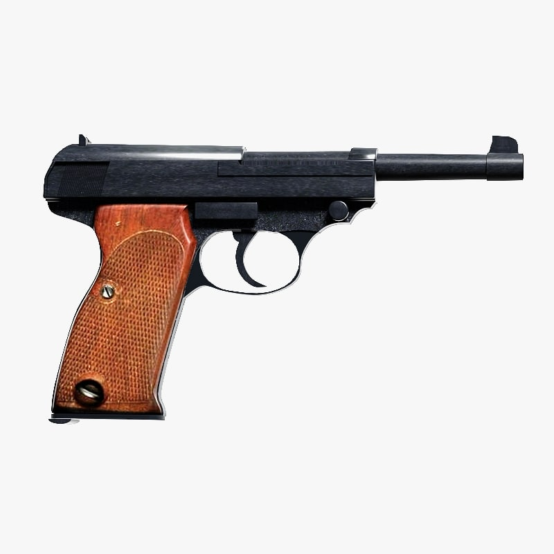 max german walther pistol