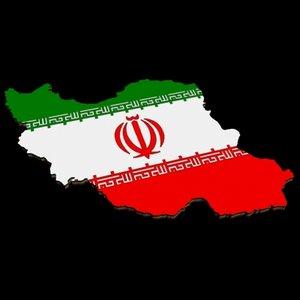 3d model iran