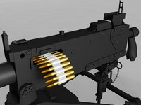 max m1919 caliber