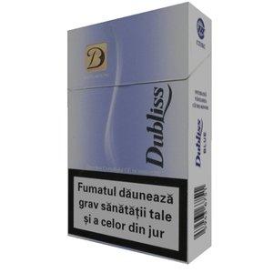 dubliss cigar pack 3d model