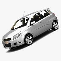Chevrolet Aveo 5D 2009