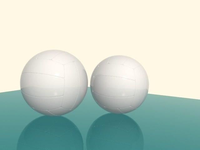 maya nice ball