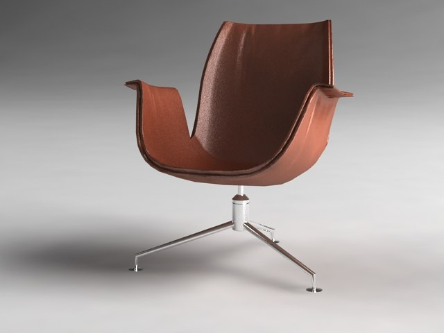 chair 64 3d model
