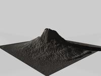 Terrain 24 (Volcano 2)