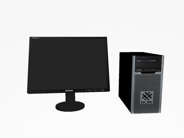 3d boxx computer