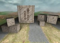 crate care 3d model