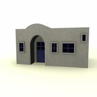 3dsmax greek house