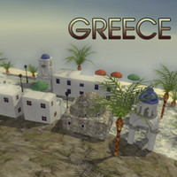 greek village max