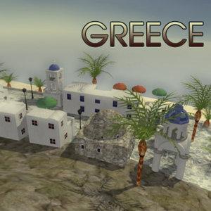 greek village max