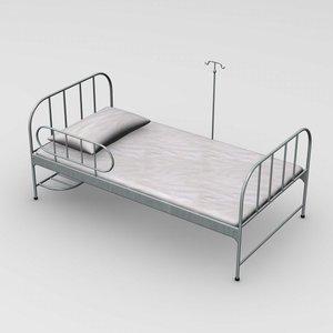 blend hospital bed