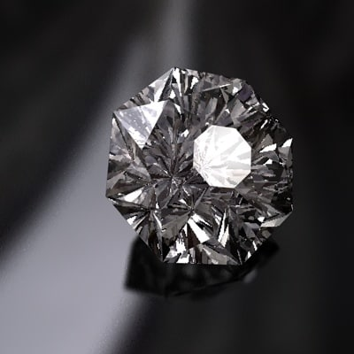 gem gemstones c4d