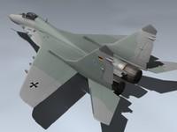 MiG-29A Fulcrum (Germany)